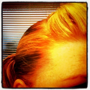 Rockabilly hair - the cheat's way!